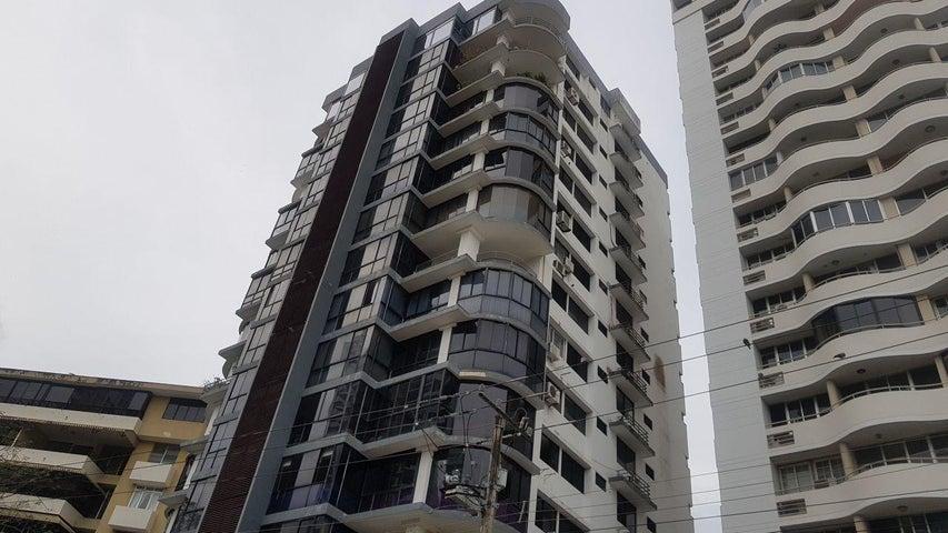 Apartamento / Alquiler / Panama / El Cangrejo / FLEXMLS-18-410