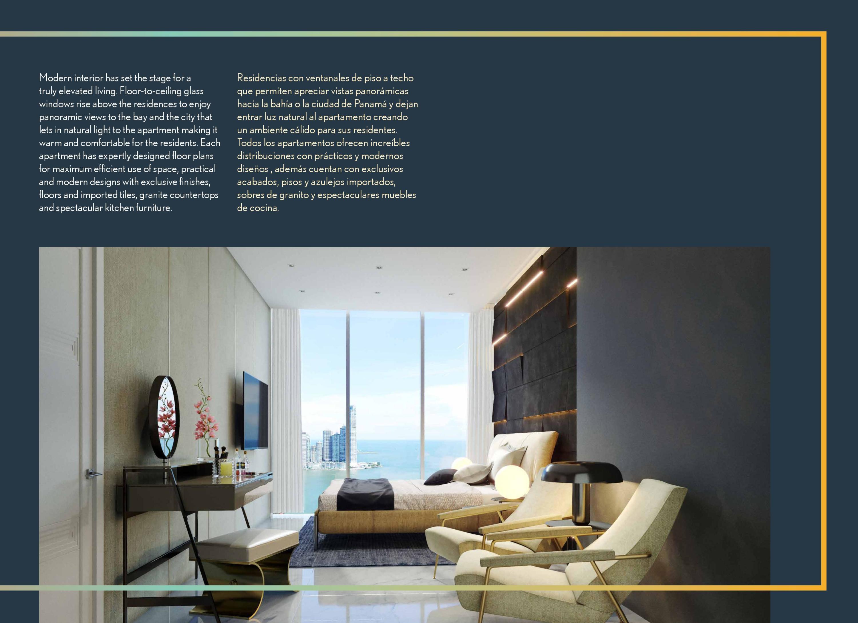 PANAMA VIP10, S.A. Apartamento en Venta en Bellavista en Panama Código: 16-1572 No.5