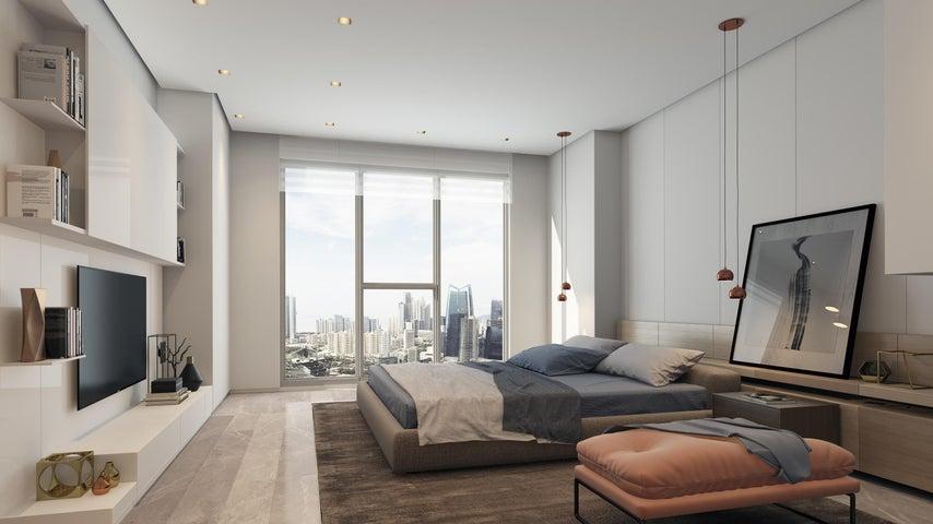 PANAMA VIP10, S.A. Apartamento en Venta en Obarrio en Panama Código: 18-548 No.3
