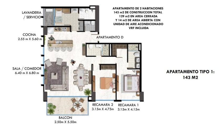 PANAMA VIP10, S.A. Apartamento en Venta en Obarrio en Panama Código: 18-548 No.7