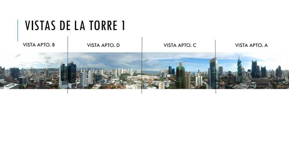 PANAMA VIP10, S.A. Apartamento en Venta en Obarrio en Panama Código: 18-548 No.9