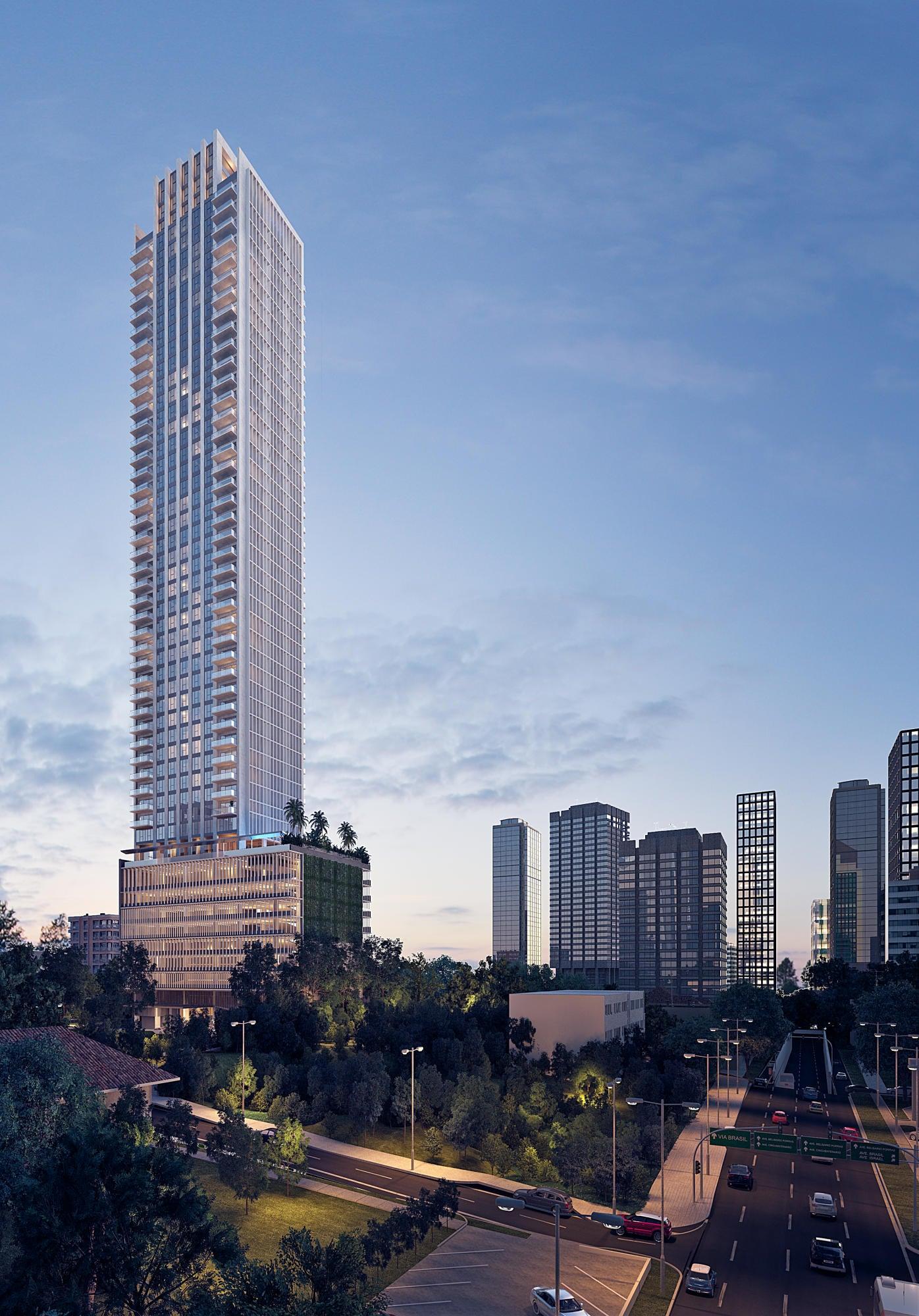 Apartamento / Venta / Panama / Obarrio / FLEXMLS-18-552