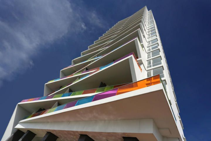 Apartamento / Alquiler / Panama / Avenida Balboa / FLEXMLS-18-901