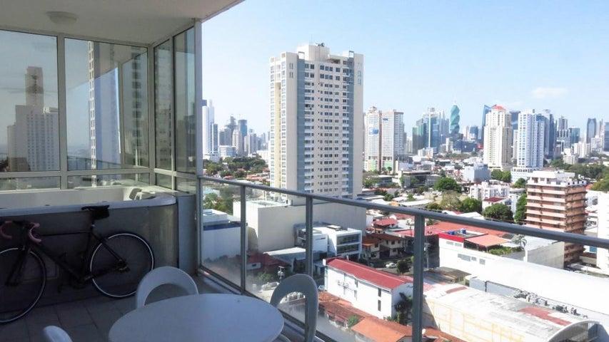 PANAMA VIP10, S.A. Apartamento en Venta en San Francisco en Panama Código: 18-913 No.5