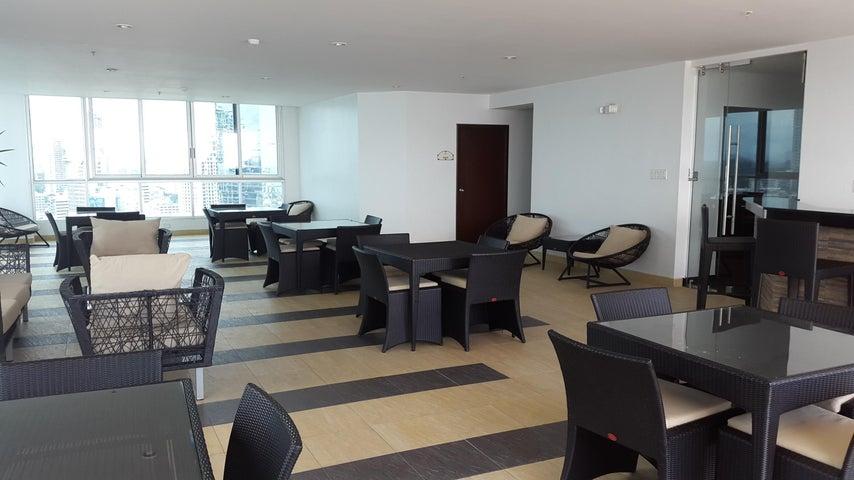 PANAMA VIP10, S.A. Apartamento en Alquiler en Avenida Balboa en Panama Código: 18-939 No.7