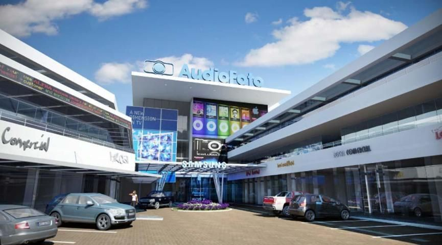 Local comercial en Alquiler en Via Brasil