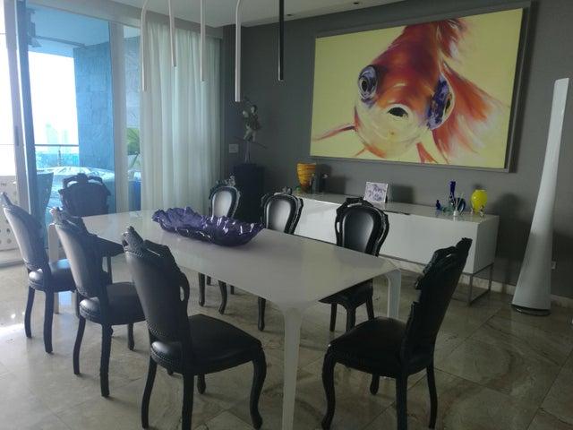PANAMA VIP10, S.A. Apartamento en Venta en Punta Pacifica en Panama Código: 18-949 No.4