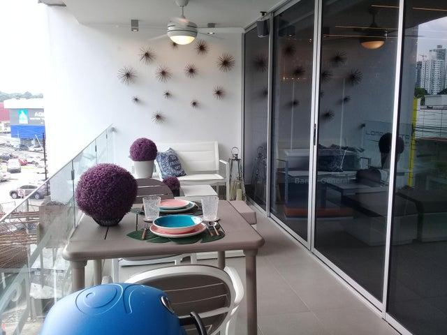 PANAMA VIP10, S.A. Apartamento en Venta en Las Loma en Panama Código: 18-970 No.2
