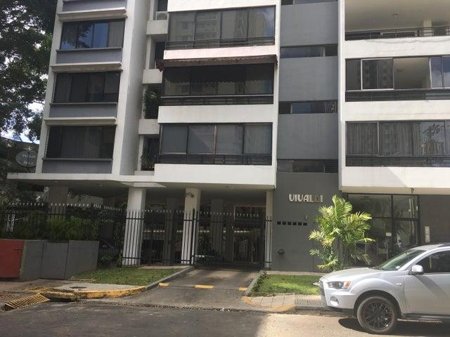 Apartamento en Alquiler en Obarrio