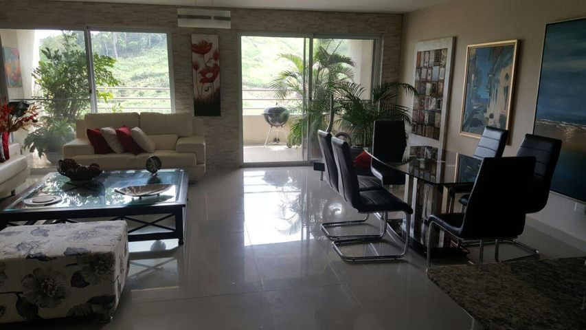 PANAMA VIP10, S.A. Apartamento en Alquiler en Altos de Panama en Panama Código: 18-981 No.3