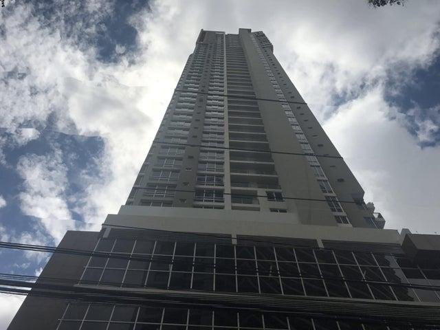 Apartamento / Alquiler / Panama / El Cangrejo / FLEXMLS-18-1093