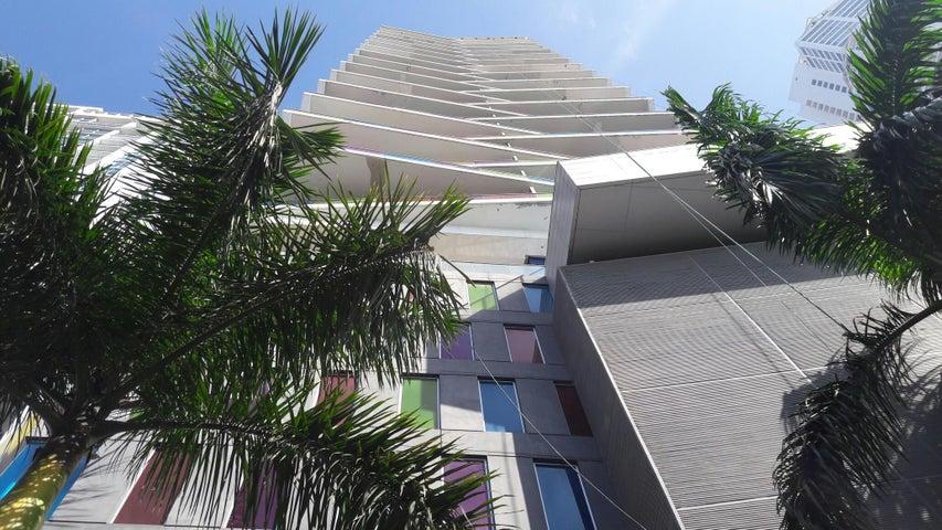 Apartamento / Alquiler / Panama / Avenida Balboa / FLEXMLS-18-1277