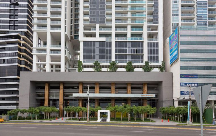 Apartamento / Alquiler / Panama / Avenida Balboa / FLEXMLS-18-1316