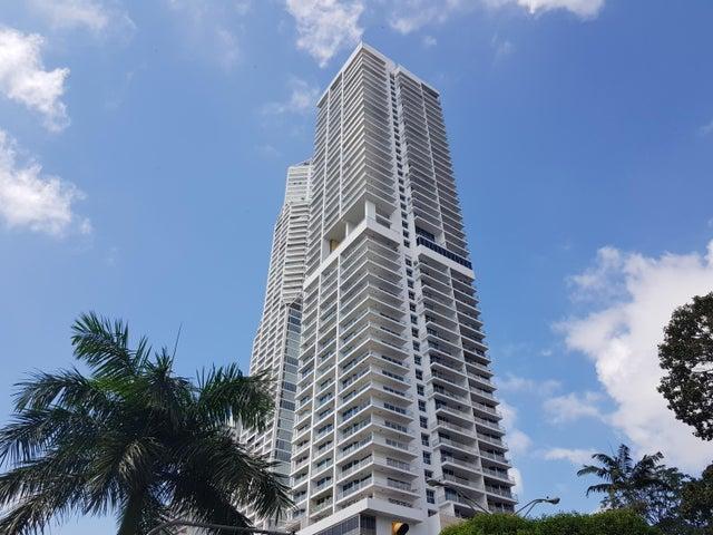 Apartamento / Alquiler / Panama / Avenida Balboa / FLEXMLS-18-1329