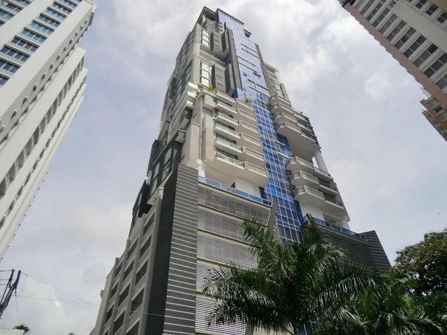 Apartamento / Alquiler / Panama / El Cangrejo / FLEXMLS-18-1561