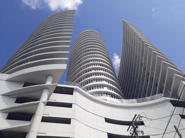 Apartamento / Alquiler / Panama / Avenida Balboa / FLEXMLS-18-1686
