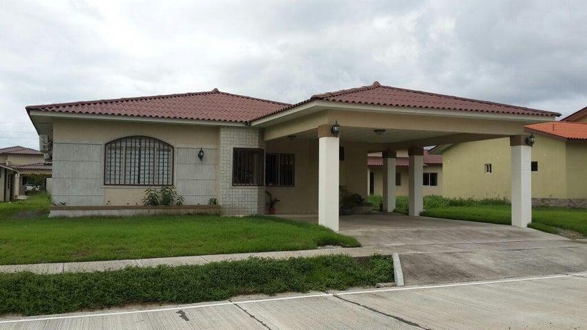 PANAMA VIP10, S.A. Casa en Venta en David en David Código: 18-2781 No.1