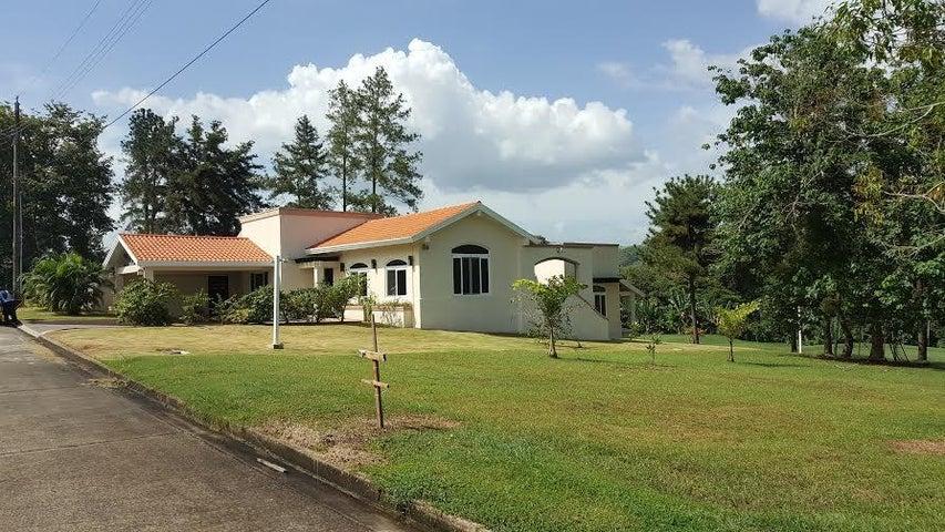 Casa / Alquiler / Panama / Brisas Del Golf / FLEXMLS-18-2043