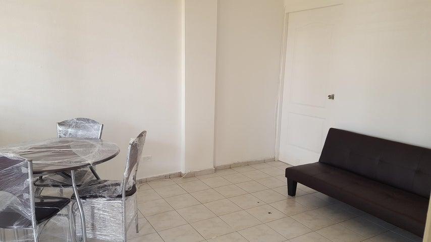 PANAMA VIP10, S.A. Apartamento en Alquiler en San Francisco en Panama Código: 18-2484 No.2