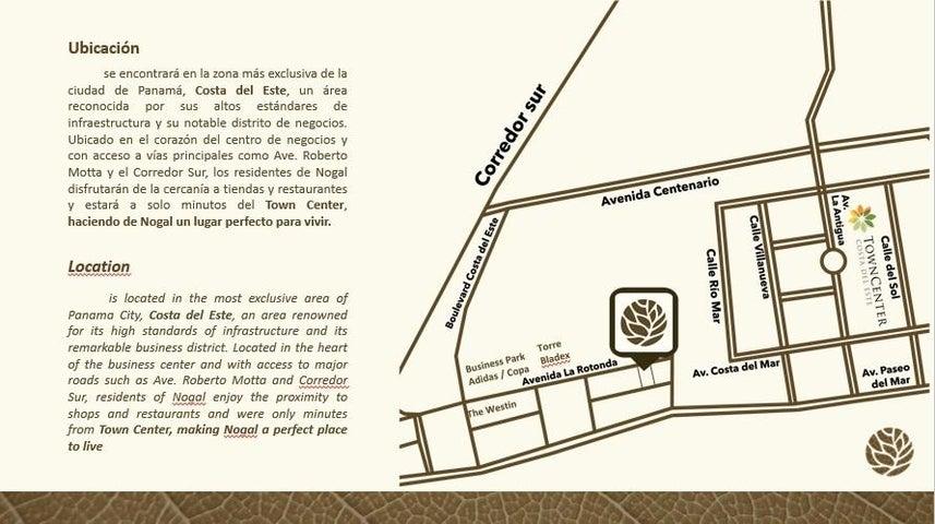 PANAMA VIP10, S.A. Apartamento en Venta en Costa del Este en Panama Código: 17-2253 No.2