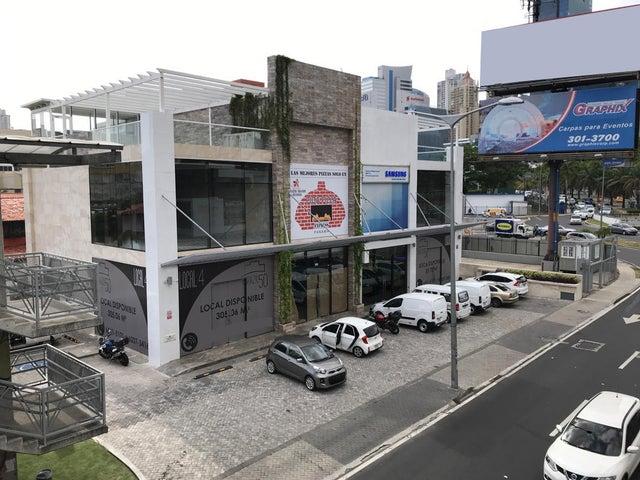 Local comercial / Venta / Panama / San Francisco / FLEXMLS-18-2655