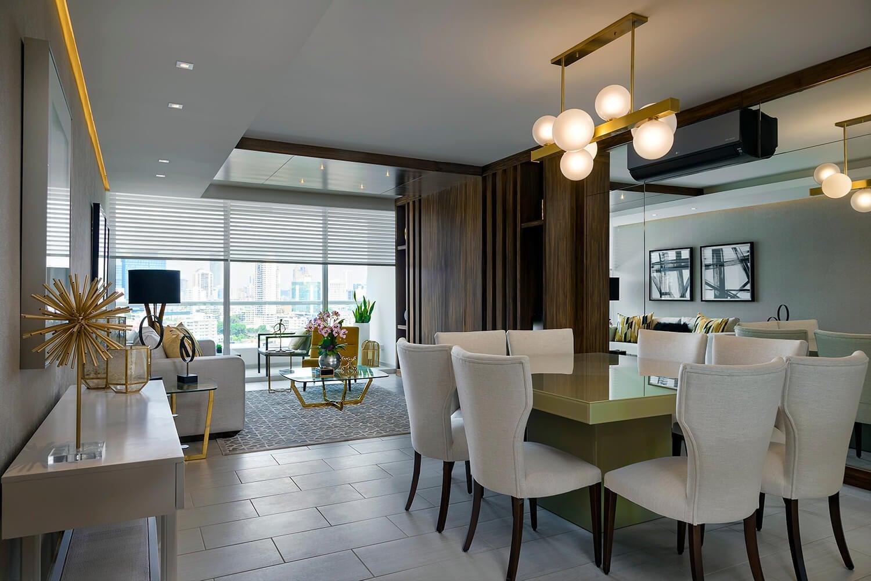PANAMA VIP10, S.A. Apartamento en Venta en San Francisco en Panama Código: 18-2976 No.3