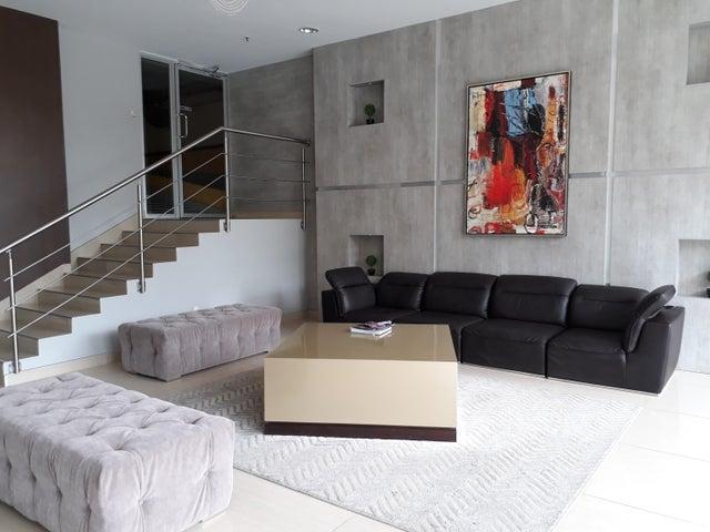 PANAMA VIP10, S.A. Apartamento en Alquiler en San Francisco en Panama Código: 18-3022 No.3
