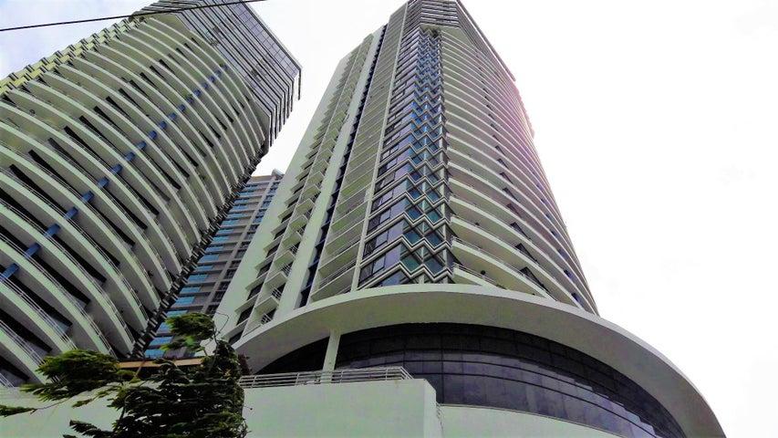 Apartamento / Alquiler / Panama / Avenida Balboa / FLEXMLS-18-3089