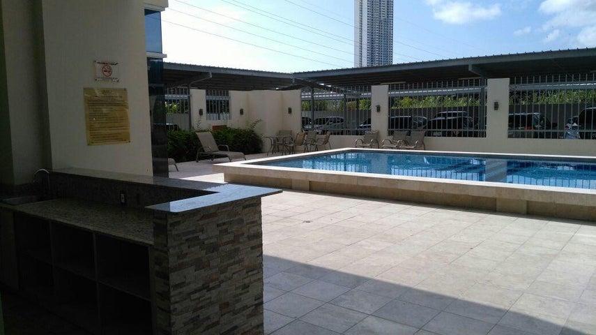 PANAMA VIP10, S.A. Apartamento en Alquiler en Condado del Rey en Panama Código: 18-3270 No.9