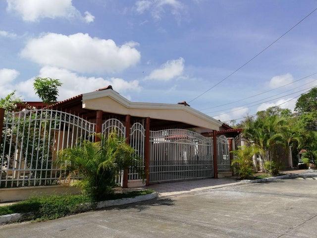 Casa / Venta / Panama / Brisas Del Golf / FLEXMLS-18-3376