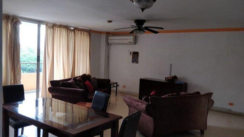 PANAMA VIP10, S.A. Apartamento en Alquiler en El Cangrejo en Panama Código: 18-2447 No.4