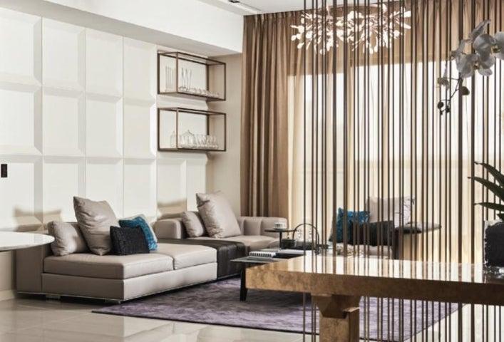 PANAMA VIP10, S.A. Apartamento en Venta en Bellavista en Panama Código: 18-3456 No.3
