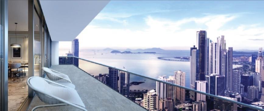 PANAMA VIP10, S.A. Apartamento en Venta en Bellavista en Panama Código: 18-3456 No.5