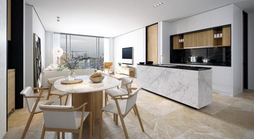 PANAMA VIP10, S.A. Apartamento en Venta en Bellavista en Panama Código: 18-3458 No.3