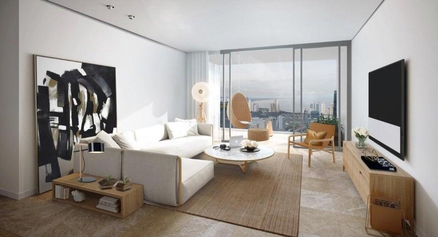 PANAMA VIP10, S.A. Apartamento en Venta en Bellavista en Panama Código: 18-3458 No.2