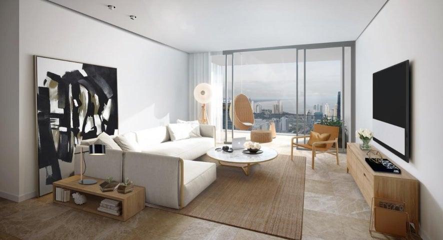 PANAMA VIP10, S.A. Apartamento en Venta en Bellavista en Panama Código: 18-3461 No.4