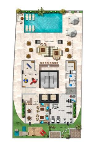 PANAMA VIP10, S.A. Apartamento en Venta en Bellavista en Panama Código: 16-3072 No.1