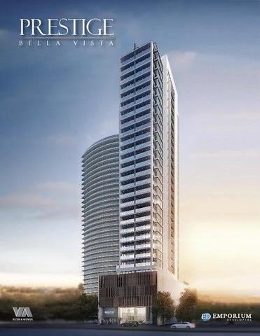 Apartamento / Venta / Panama / Bellavista / FLEXMLS-18-3509