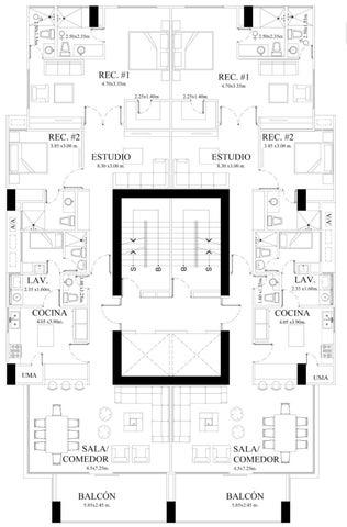 PANAMA VIP10, S.A. Apartamento en Venta en Bellavista en Panama Código: 18-3509 No.3