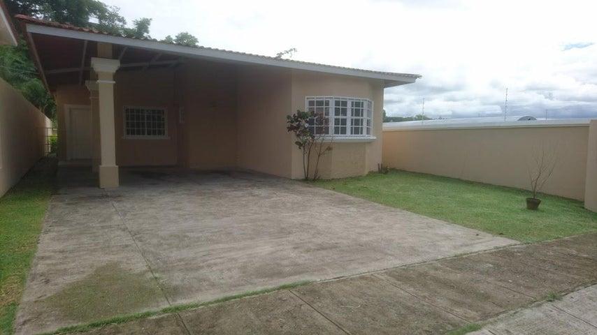 Casa / Alquiler / San Miguelito / Brisas Del Golf / FLEXMLS-18-3729