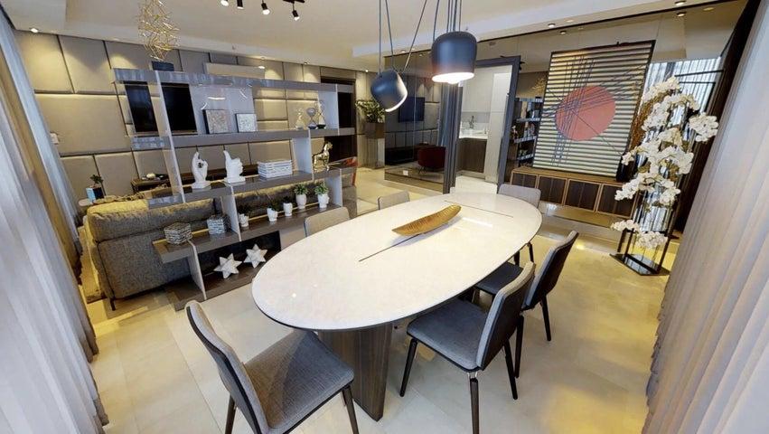 PANAMA VIP10, S.A. Apartamento en Venta en Coco del Mar en Panama Código: 15-852 No.2