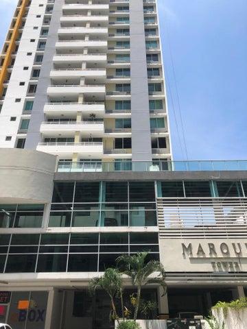 Apartamento / Alquiler / Panama / El Cangrejo / FLEXMLS-18-3768