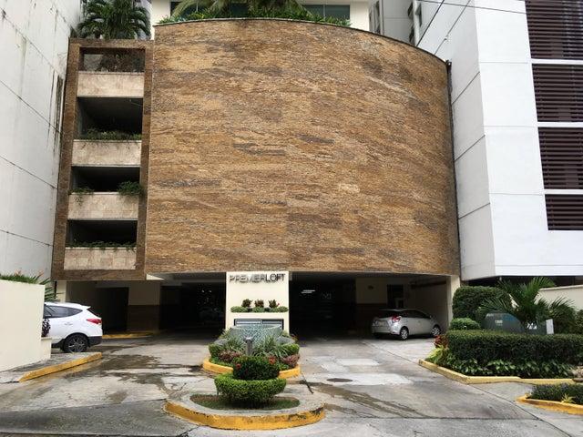 Apartamento / Venta / Panama / San Francisco / FLEXMLS-18-3949