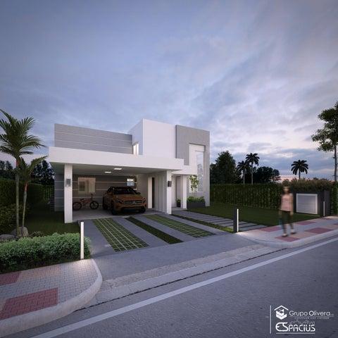 Casa / Venta / Panama / Brisas Del Golf / FLEXMLS-18-4214