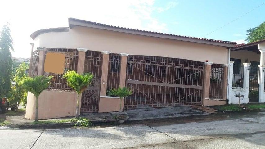 Casa / Venta / Panama / Brisas Del Golf / FLEXMLS-18-4254