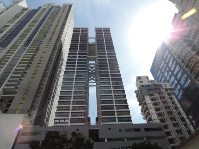 Apartamento / Alquiler / Panama / Avenida Balboa / FLEXMLS-18-4274