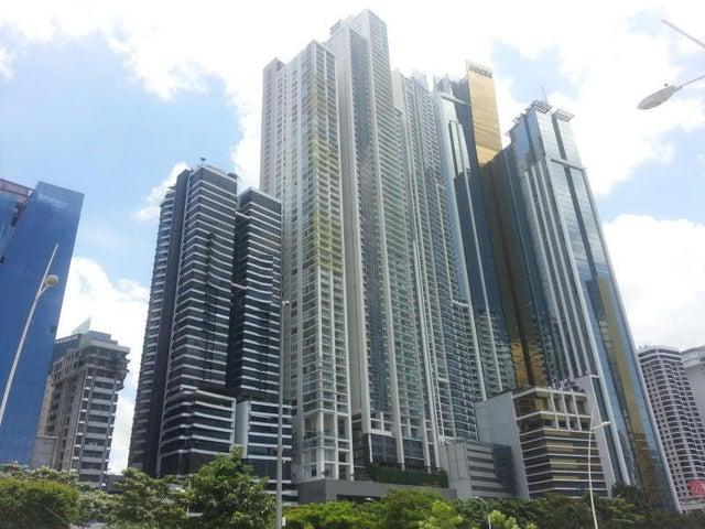 Apartamento / Alquiler / Panama / Avenida Balboa / FLEXMLS-18-4812