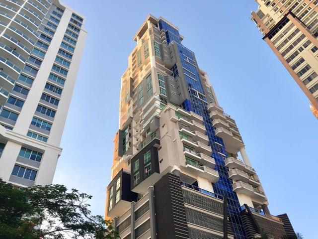 Apartamento / Venta / Panama / El Cangrejo / FLEXMLS-18-4823