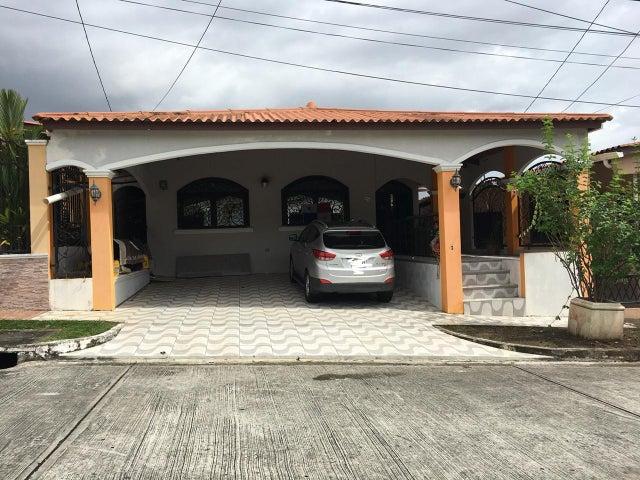 Casa / Venta / Panama / Brisas Del Golf / FLEXMLS-18-4826