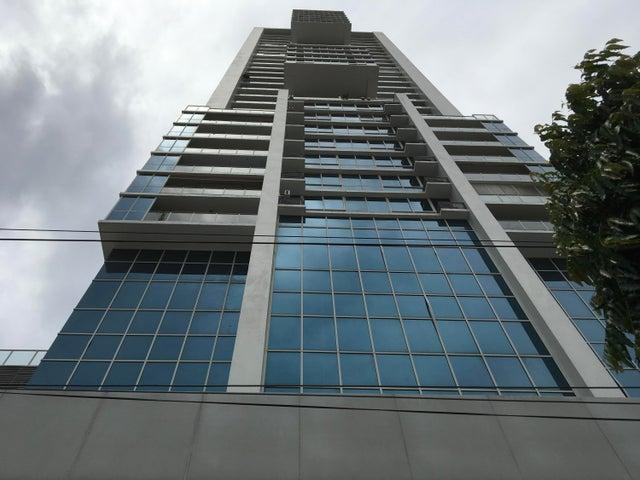 Apartamento / Alquiler / Panama / San Francisco / FLEXMLS-18-4832